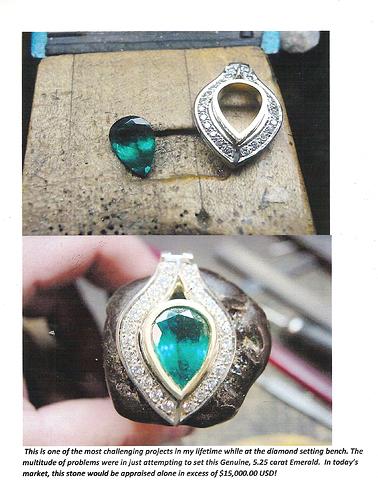25 Carat, Emerald 001