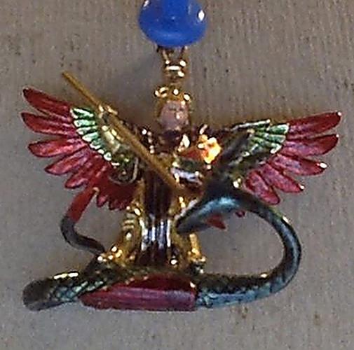 St. Michael jewel 5