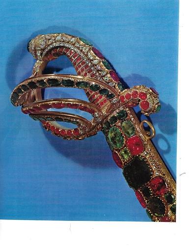 sword-handle