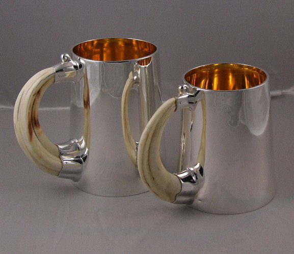 antique cups