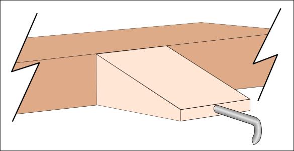 mold cutting bench hook