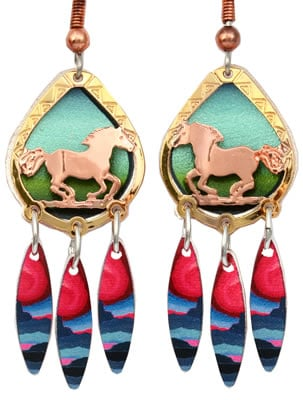 colorful-horse-earrings-CJ-35